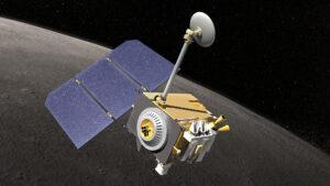 Družice LRO