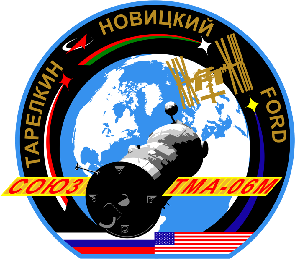 Logo kosmické lodi Sojuz TMA-06M