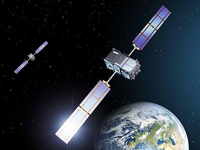 Nové družice systému Galileo