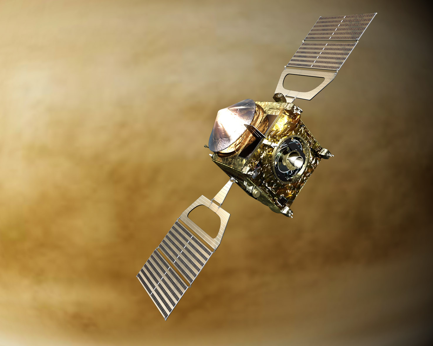 Evropská družice Venus Express