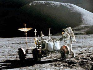 Rover z programu Apollo