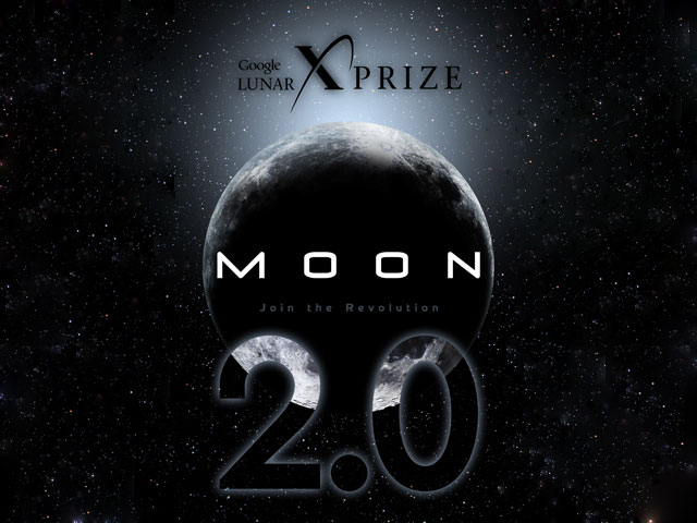 Moon 2.0 a Google Lunar X-Prize jedno jsou