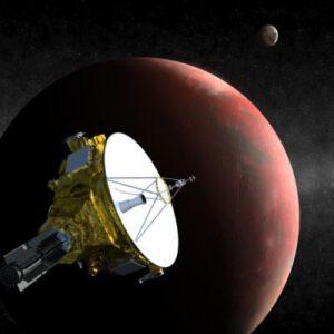 Sonda New Horizons na své cestě k trpasličí planetě Pluto