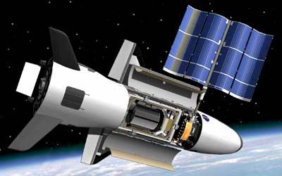 Miniraketoplán X-37