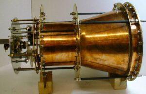 Emdrive - prototyp mikrovlnného motoru