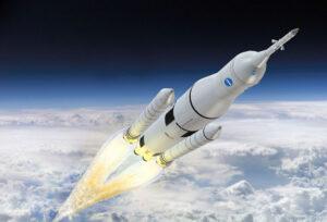 Raketa SLS