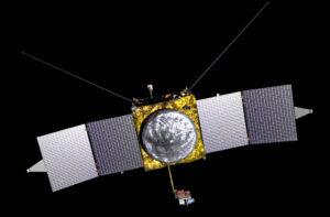 Americká družice MAVEN