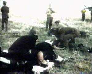 Záchranáři marně resuscitují Viktora Pacajeva