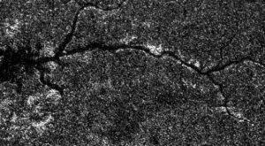 Řeka na Titanu