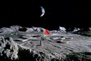 Tohle už je podle soudobých měřítek spíše v kategorii sci-fi, aneb představa čínské lunární základny