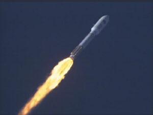 Start rakety Atlas V