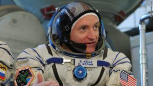 Americký astronaut Scott Kelly