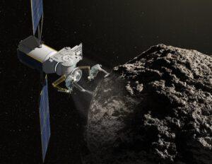 Těžba na asteroidu