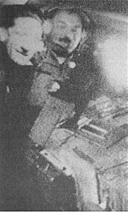 Vzácný záběr Žolobova s Volynovem uvnitř Saljutu-5