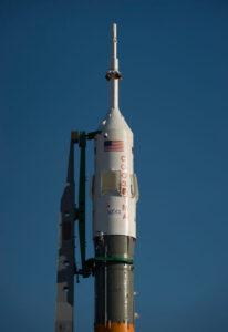 Nejnovější generace záchranného systému SAS na špici Sojuzu