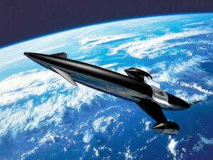 Britský raketoplán tretej generácie, Skylon. Prvého letu sa dočká možno už v roku 2022