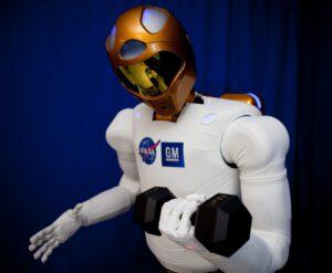 Podobní roboti by se jednou mohli procházet po Měsíčním povrchu místo astronautů