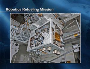 Experiment Robotics Refueling Mission.