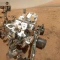 Autoportrét vozítka Curiosity