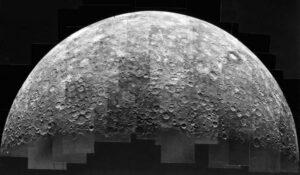 Mariner 10 zmapoval asi 45% povrchu planety v rozlišení 4km – 100m/pixel.