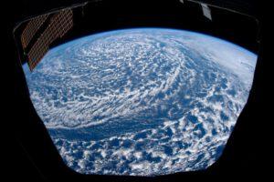 Pohled na Zemi z oběžné dráhy