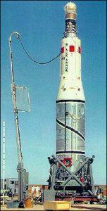 Raketa Black Arrow.