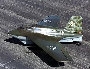 Messerschmitt_Me_163B_USAF
