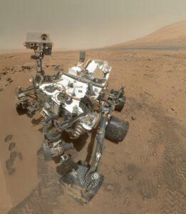 Sonda Curiosity odpověděla na důležitou otázku