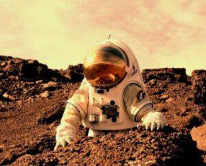 11. Kozmická Strojovňa - let na Mars - prvá časť