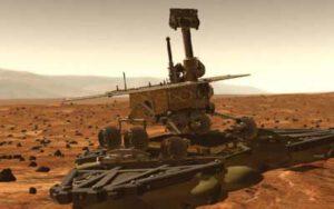 Maratónsky beh po Marse (siedma časť)