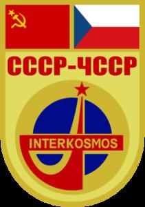 Logo první mezinárodní mise