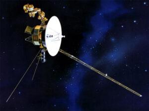 Voyager 1 na cestě ze Sluneční soustavy