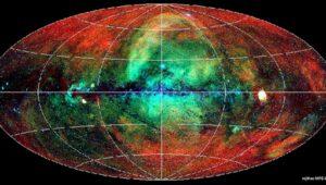 Obloha v rentgenovém oboru jak ji viděl Rosat