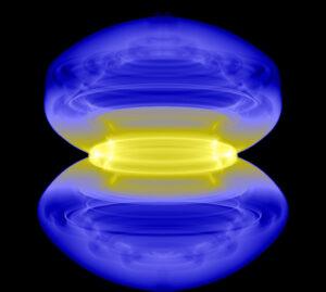 3D simulace výbuchu keplerovy supernovy