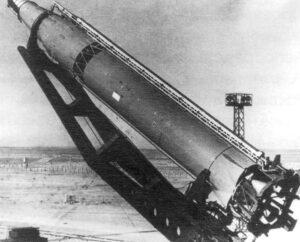 R-9, stroj, nad kterým se naplno rozhořel spor Koroljova s Gluškem