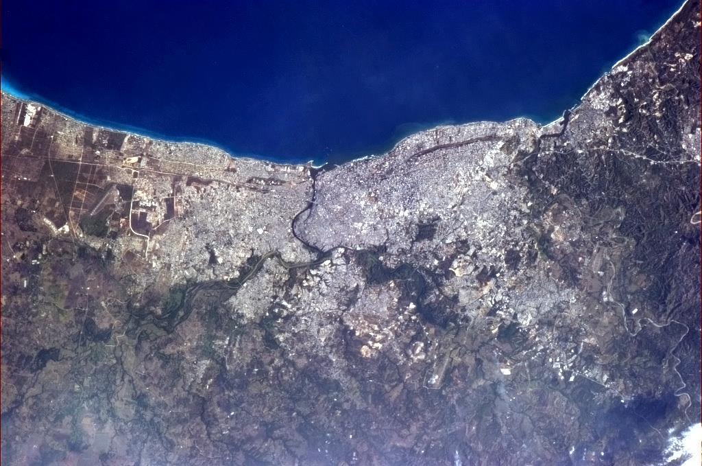 Hlavní město Dominikánské republiky a největší sídlo v Karibiku - Santo Domingo