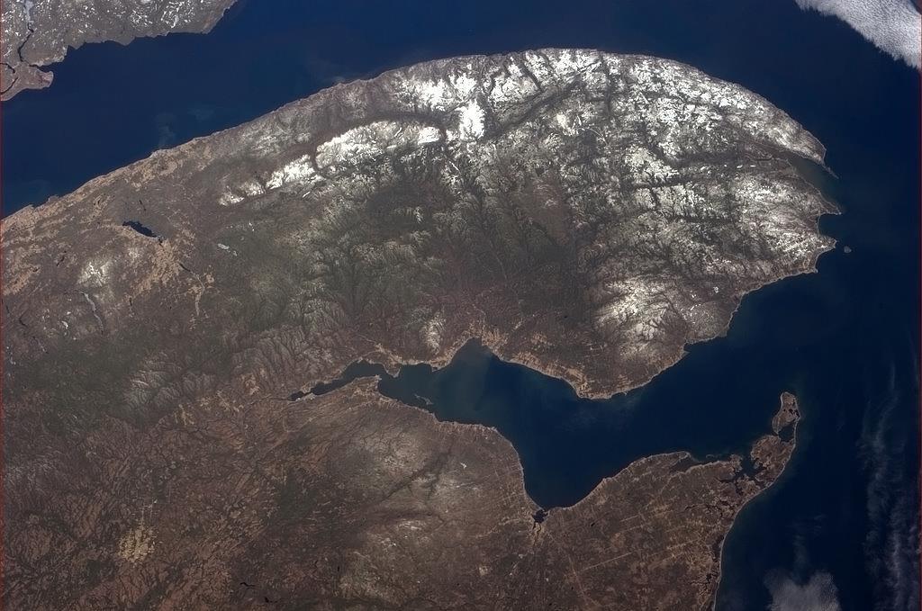Kanadský poloostrov Gaspé