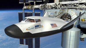 Dream Chaser u ISS