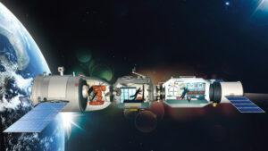 Tiangong-1 a ShneZhou-10