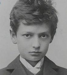 Mladý Herman Oberth