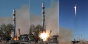 Start Bionu-M zdroj: federalspace.ru