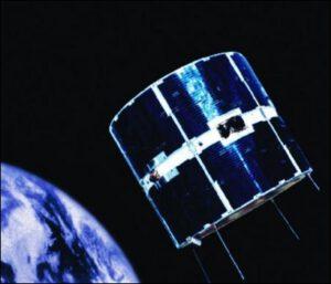 COS-B - první orbitální observatoř záření gama.