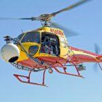 zařízení ALHAT na helikoptéře při testu skenování povrchu z různých výšek zdroj: nasa.gov