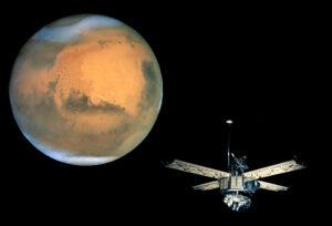Mariner 6 oblieta Mars
