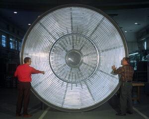 Puzdro Aeroshell sondy Viking 1