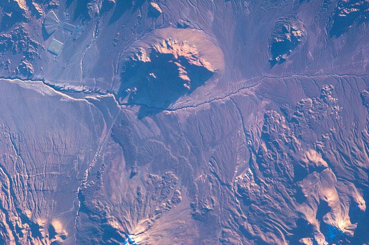 Pohoří v Bolívii.