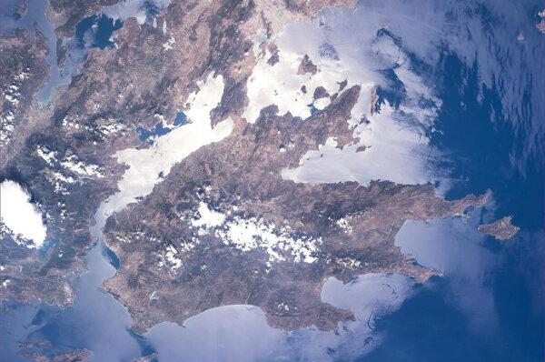 Řecké pobřeží
