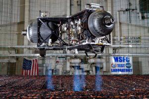"""""""Studené"""" testy landeru zdroj: nasa.gov"""