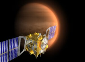 Venus Express zdroj: nasa.gov