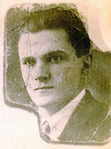 Valentin Gluško v roce 1929